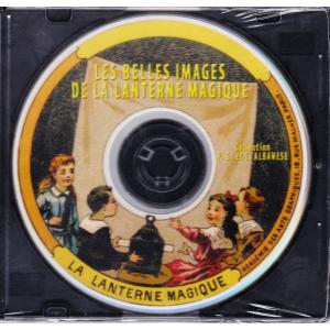 DVD LES BELLES IMAGES DE LA LANTERNE MAGIQUE (Collection P. G. et C. ALBANESE)