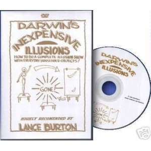DVD DARWIN'S INEXPENSIVE ILLUSIONS