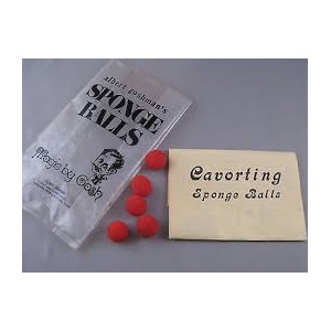 CAVORTING SPONGE BALLS - MAGIC BY GOSH