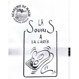 LA SOURIS A LA CARTE (CARMELO)