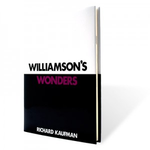 WILLIAMSON'S WONDERS (Richard Kaufman)