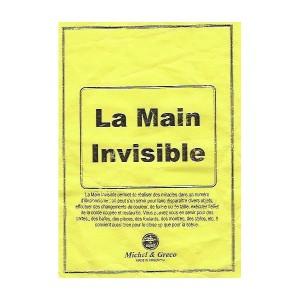LA MAIN INVISIBLE Michel & Greco