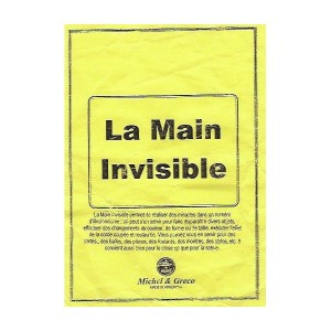 LA MAIN INVISIBLE Michel & Greco