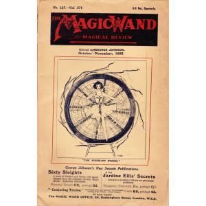 THE MAGIC WAND AND MAGICAL REVIEW October-November, 1925