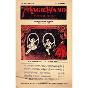 THE MAGIC WAND AND MAGICAL REVIEW December, 1925