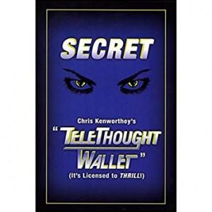 TELETHOUGHT WALLET (CHRIS KENWORTHEY)