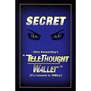 TELETHOUGHT WALLET (CHRIS KENWORTHEY)