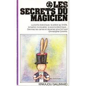 LES SECRETS DU MAGICIEN