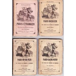 LE PETITS PARIS - Par Les Auteurs Des Mémoires De Bilboquet