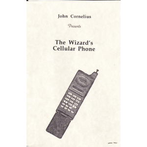 The Wizard's Cellular Phone (John Cornelius)