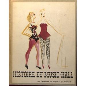 HISTOIRE DU MUSIC-HALL
