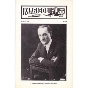 MAGICOL - A Journal of the Magic Collectors' Association