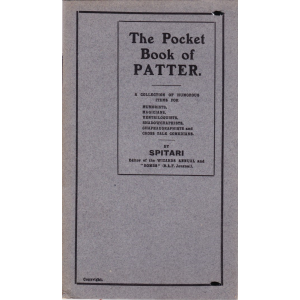 THE POCKET BOOK OF PATTER by SPITARI