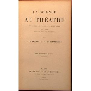 VAULABELLE (DE) A. - HEMARDINQUER Ch.