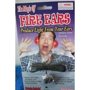THE MAGIC OF FIRE EARS