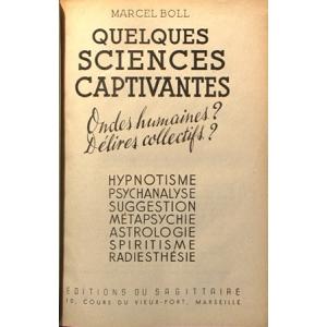 QUELQUES SCIENCES CAPTIVANTES