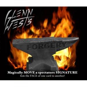 FORGERY (Glenn West)
