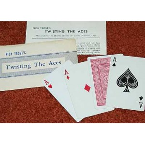 TWISTING THE ACES (NICK TROST)