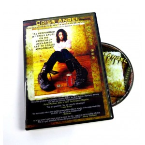 DVD CRISS ANGEL MASTERMINDS VOLUME ONE