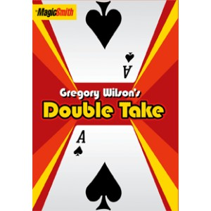 DVD DOUBLE TAKE  (GREGORY WILSON)