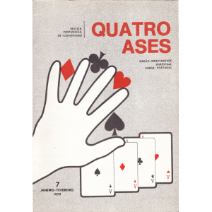 QUATRO ASES - JANEIRO - FEVEREIRO 1979