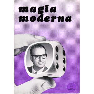 MAGIA MODERNA XXII N. 2-3 GIUGNO - SETTEMBRE 1974