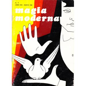 MAGIA MODERNA  N. 1 ANNO XXX -  MARZO 1982