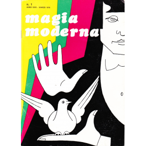 MAGIA MODERNA  N. 1 ANNO XXVI -  MARZO 1978