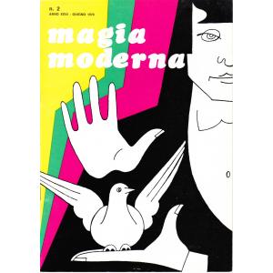 MAGIA MODERNA  N. 2 ANNO XXVI -  GIUGNO 1978