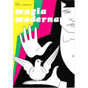 MAGIA MODERNA  N. 3 ANNO XXVI -  SETTEMBRE 1978