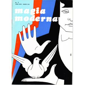 MAGIA MODERNA  N. 1 ANNO XXVII -  MARZO 1979