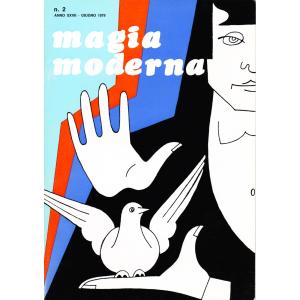 MAGIA MODERNA  N. 2 ANNO XXVII - GIUGNO 1979