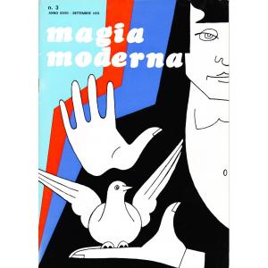 MAGIA MODERNA  N. 3 ANNO XXVII - SETTEMBRE 1979