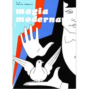 MAGIA MODERNA  N. 4 ANNO XXVII - DECEMBRE 1979