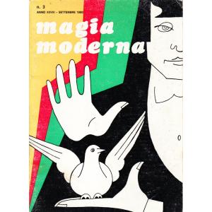 MAGIA MODERNA N. 3 ANNO XXVIII - SETTEMBRE 1980
