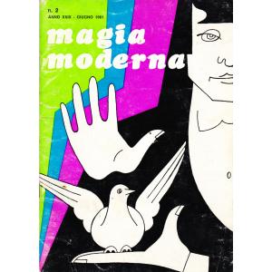 MAGIA MODERNA N. 2 ANNO XXIX - GIUGNO 1981