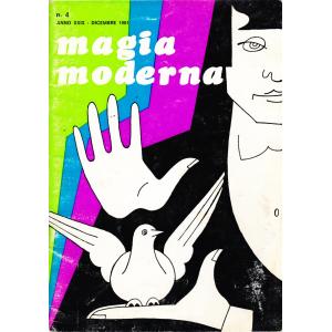MAGIA MODERNA N. 4 ANNO XXIX - DECEMBRE 1981