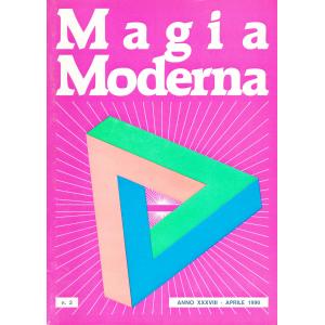 MAGIA MODERNA ANNO XXXVIII – 1990 (N. 2, 3, 4, 5, 6)