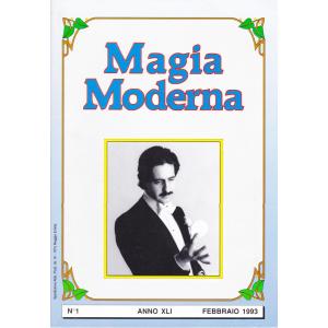 MAGIA MODERNA ANNO XLI - 1993 (N. 1, 2, 4, 5)
