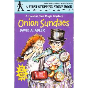 ONION SUNDAES - DAVID A. ADLER