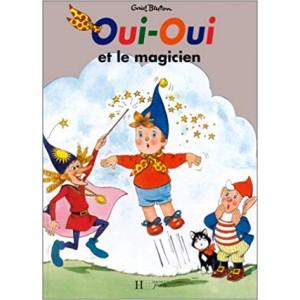 OUI-OUI ET LE MAGICIEN