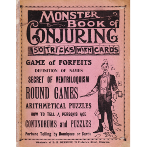 MONSTER BOOK OF CONJURING