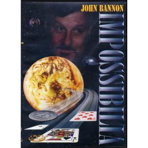 DVD IMPOSSIBILIA (JOHN BANNON)