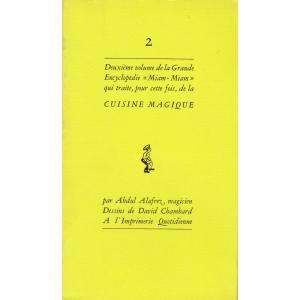 CUISINE MAGIQUE (Abdul Alafrez)