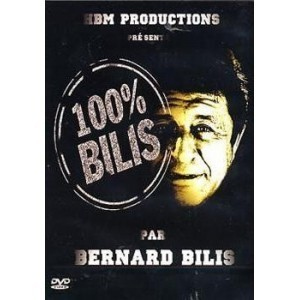 DVD 100% BILIS - Bernard Bilis (Occasion)