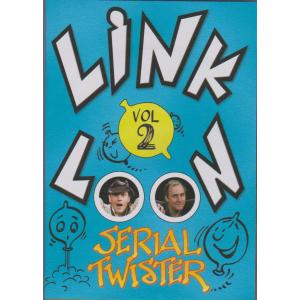 DVD LINK-O-LOON SERIAL TWISTER VOL 2 (SYLVAIN & BIDOU)