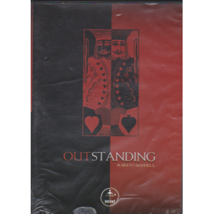 DVD OUTSTADING - ROBERTO MANSILLA