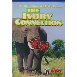 DVD THE IVORY CONNECTION (Reed McClintock & Steve Dobson)