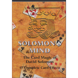 DVD SOLOMON'S MIND (David Solomon)