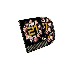 DVD 21 - MAGIC BY SWEDEN